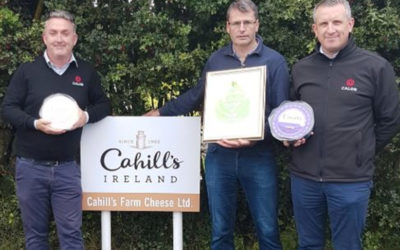 Cahills Cheese switch to renewable gas to improve sustainability