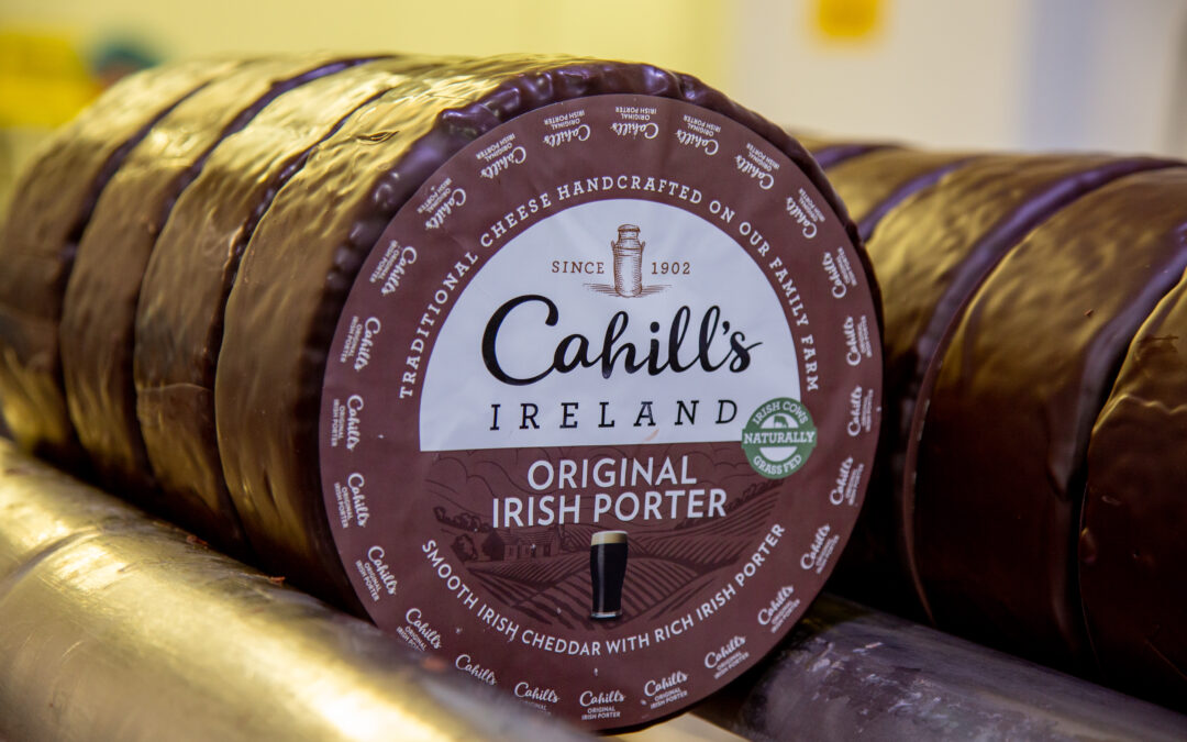 The History of Cahill's Irish Porter Cheese