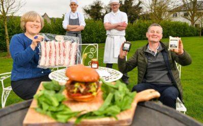 West Limerick Lamb Burger Kit